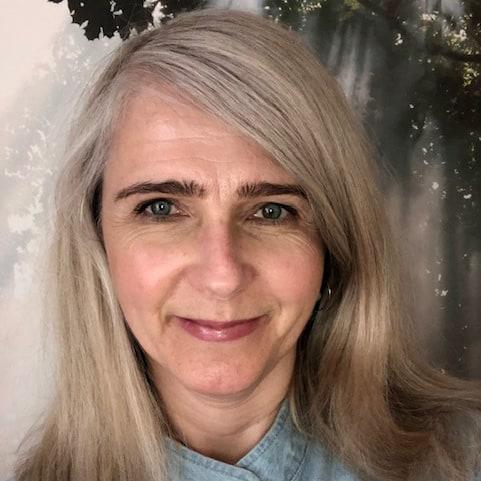 Psykoterapeut Marina Frost